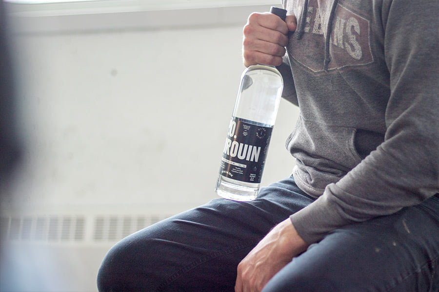 p.o. drouin, firebarns, entrepreneur, pur entrepreneur, cocktail, pur vodka, adopte inc